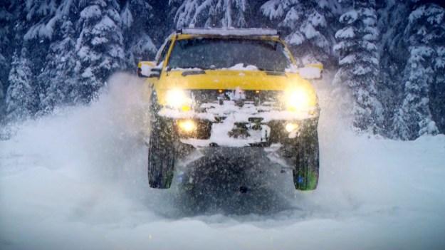 Top Gear VelociRaptor