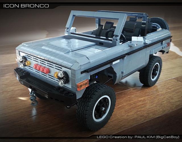 2007 Ford Explorer Sport Trac >> Got Legos? Build Your Own Ford Bronco! - Ford-Trucks.com