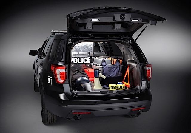 2016 Ford Police Interceptor Utility