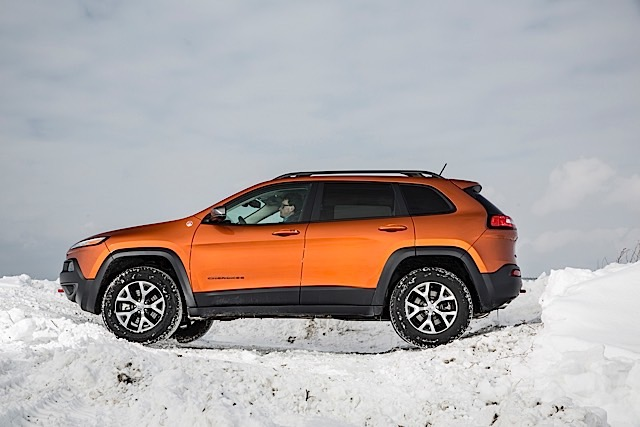 2015 Jeep® Cherokee Trailhawk