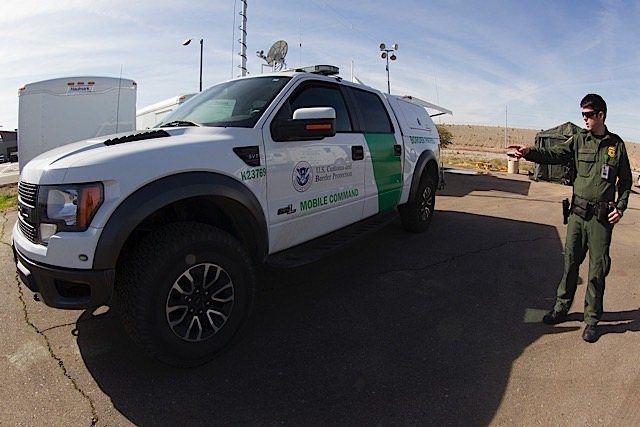 Raptor Report U S Border Patrol Talks Raptor Ford