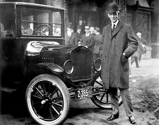 150th Anniversary of the Birth of Company Founder Henry Ford