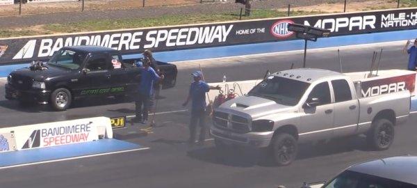 diesel ranger races ram