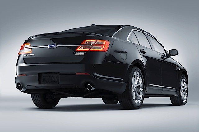 2015 Ford Taurus (Not the New One)