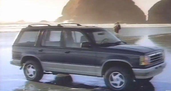 1990 explorer commercial