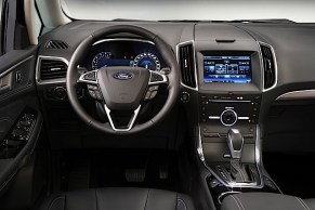 Ford Reveals All-New Galaxy; Luxurious Seven-Seater Offers First-Class Travel with More Convenience and Practicality