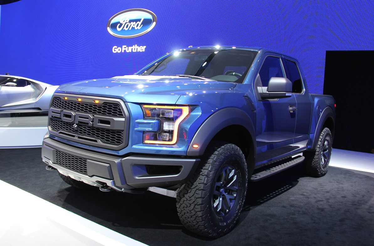 Whats up with the new raptor ford trucks com