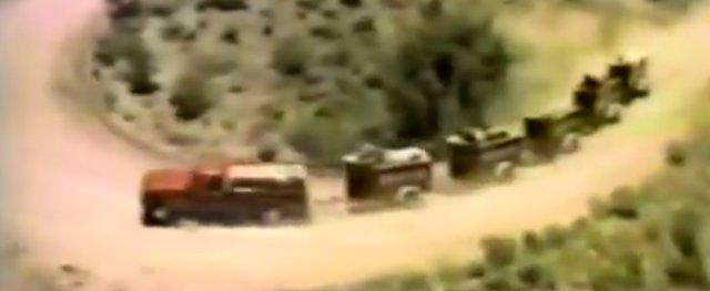 1983 diesel ford td