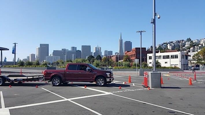 Pro Trailer Backup Assist San Francisco