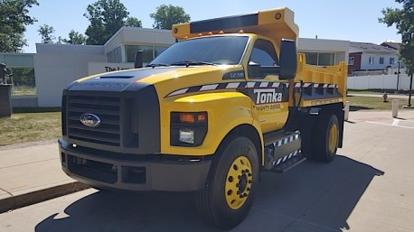 Ford F-750 Tonka Mighty Diesel - 2015-07-30 10.57.54
