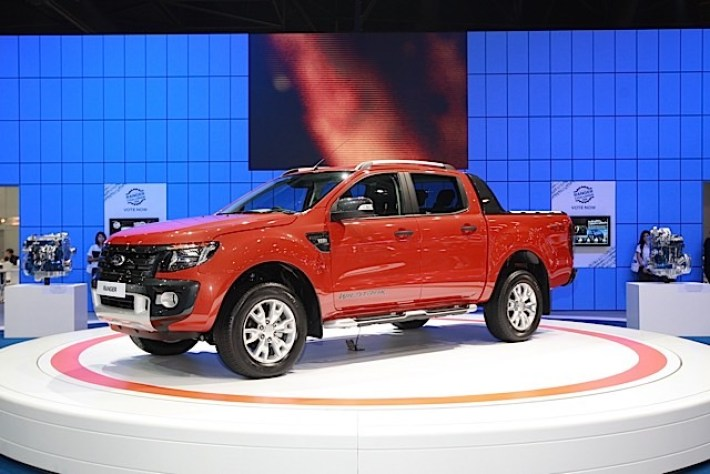 Ford Launches New Ford Ranger at International Motor Expo 2011