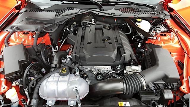 2015 Ford Mustang EcoBoost Teaser - 20150909_102724
