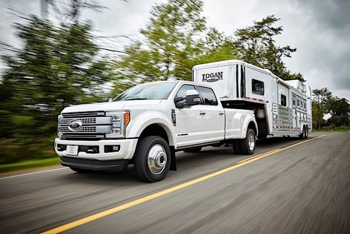 2017 Ford Super Duty Stock Photos - IMG_2413_MR