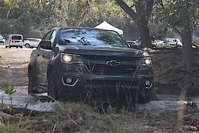 2016 Chevrolet Colorado Trail Boss Knibbe Ranch - IMG_0478