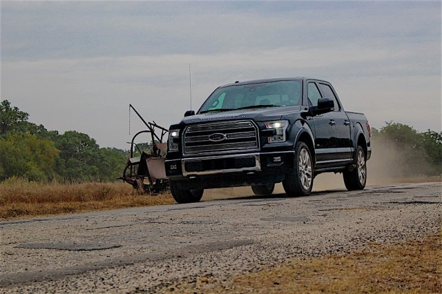 2016 Ford F-150 Limited Knibbe Ranch - IMG_0667