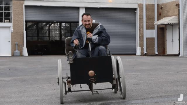 Ford Quadracycle