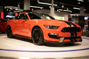 Ford Mustang at OC Auto Show (2)