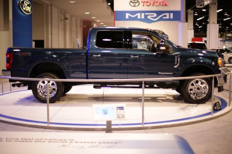 Ford Trucks at the OC Auto Show (11)