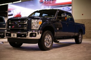Ford Trucks at the OC Auto Show (8)
