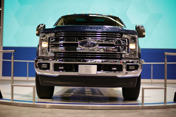 Ford Trucks at the OC Auto Show (9)