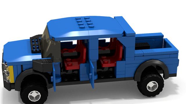 Legoraptor