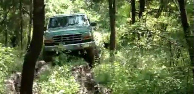 f250 woods mud