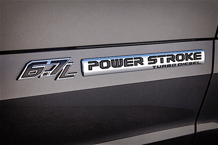 All-new 2017 Ford F-Series Super Duty offers the second-generation Ford-designed and Ford-built 6.7-liter Power Stroke® V8 turbo diesel engine, which is available for pickup trucks and chassis cabs – providing the highest combination of horsepower and torque ever.