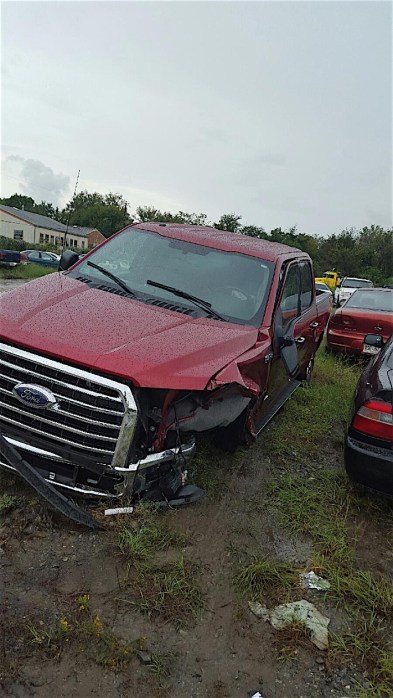 Ford F-150 Crash - 9CAFE5AC-83D0-4A49-A33B-20D682E1B1D6 - Ford Truck Enthusiasts