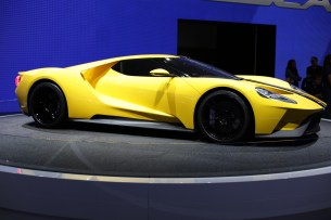 Ford at the LA Auto Show (2)