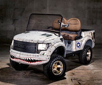 Raptor Golf Cart - 29T9772-Copy