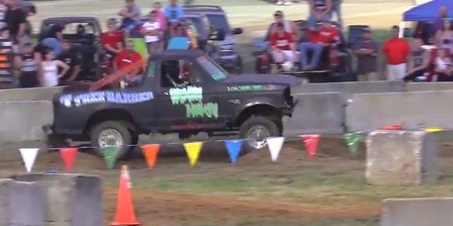 bronco tough truck