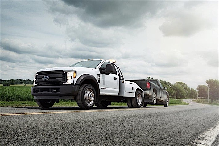 All-New 2017 Ford F-Series Super Duty Chassis Cab