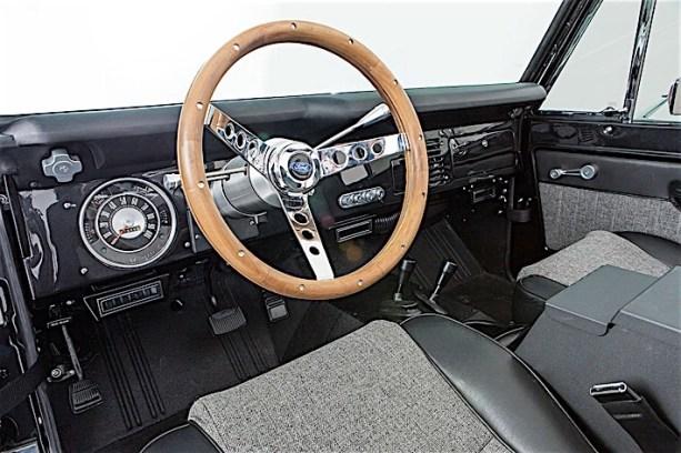 Classic Ford Broncos - F143170781- 1971 Bronco Mt. Vernon