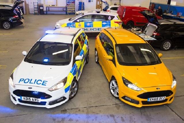 Ford Police UK