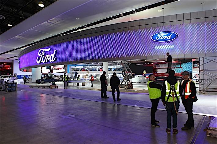 Ford Setup