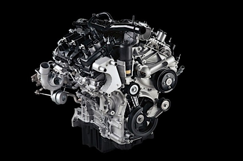 2016 Ford F-150 2.7-liter EcoBoost® V6 engine