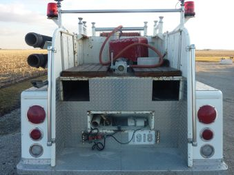 1971 Ford F250 Brush Fire Truck 2