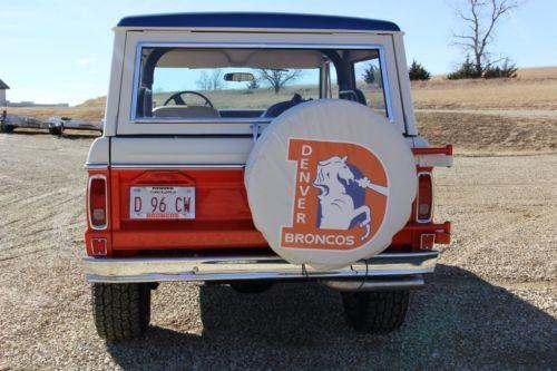 Broncos Bronco