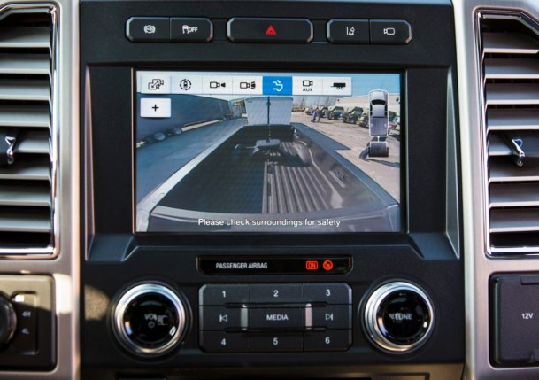 2017 Ford Super Duty Cameras 5