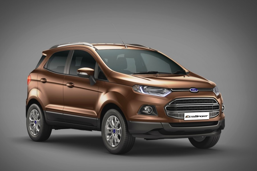 report  we u0026 39 re getting the ford ecosport in the u s  in 2017