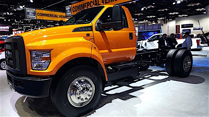 Ford Trucks 2016 >> Ford Trucks At The Ntea Work Truck Show Ford Trucks Com