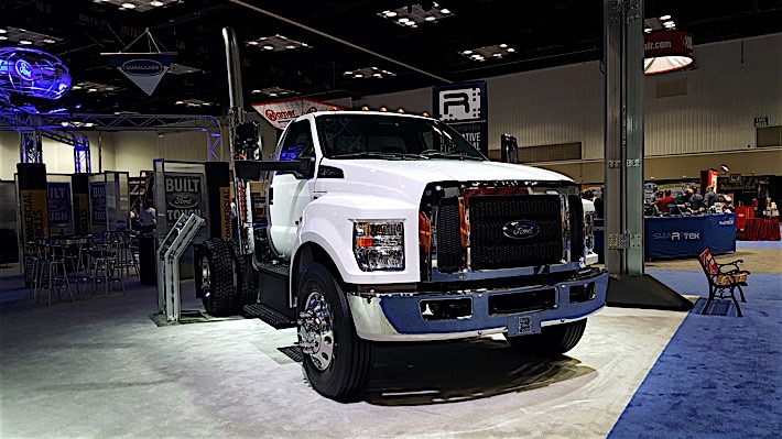 Ford Trucks at the 2016 NTEA Work Truck Show_04