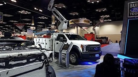 Ford Trucks at the 2016 NTEA Work Truck Show_19