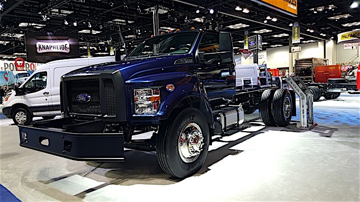 Ford Trucks at the 2016 NTEA Work Truck Show_20