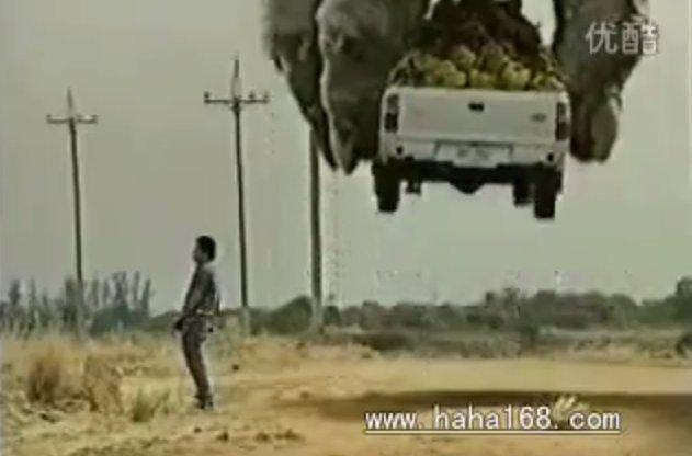 giant gorilla ranger ad
