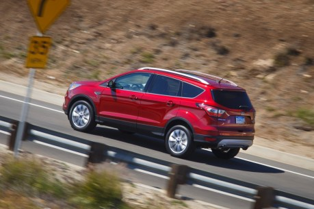 2017 Ford Escape and FordPass 11
