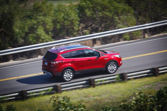 2017 Ford Escape and FordPass 6