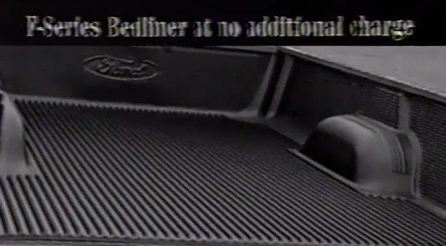 1993 f150 bedliner