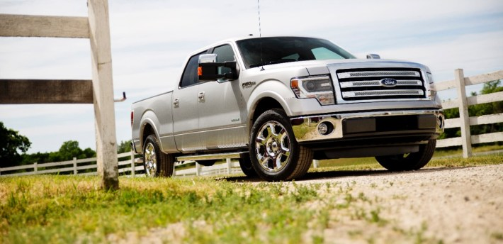 2014 Ford F-150 2