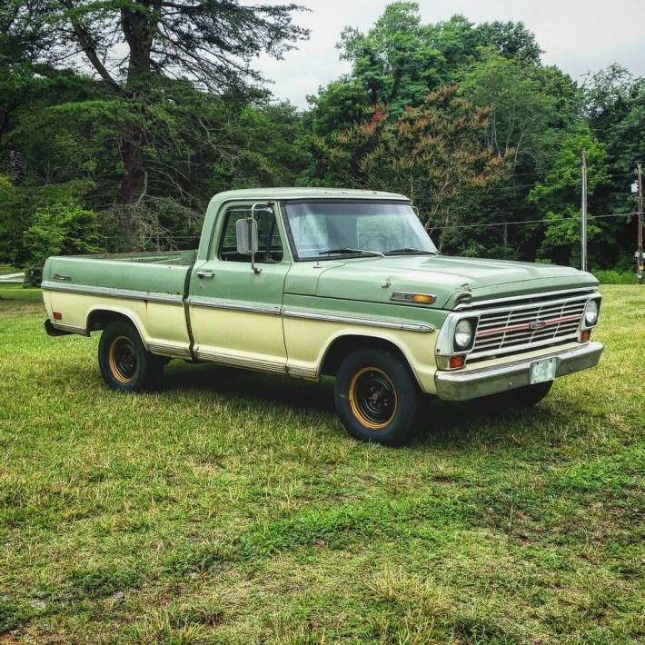 1960s Ford Trucks 4